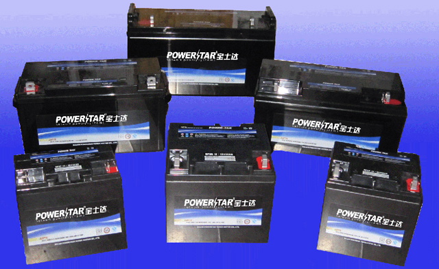 Maintenance-free Lead-acid Battery-12VNP Series